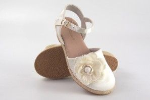 Zapato niña BUBBLE BOBBLE a2882 blanco