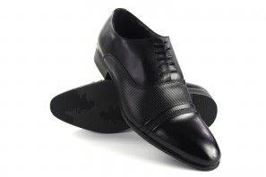 Zapato caballero Bienve xsb-07 negro