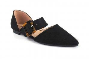 Zapato señora Bienve 1gk-0145 negro
