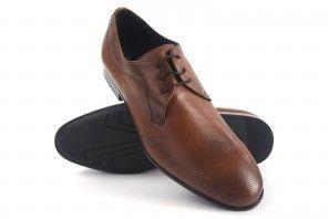 Zapato caballero BAERCHI 4945 cuero