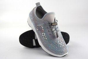 Zapato señora Bienve c3895 plata