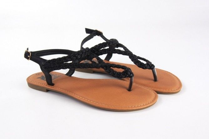 Sandalia señora XTI BASIC 34263 negro