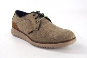 Zapato caballero BITESTA 20s 32071b taupe