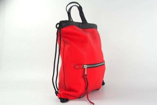 Complementos señora Bienve 0681-3 rojo