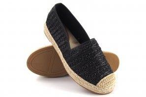 Zapato señora DEITY 17451 ysh negro