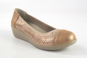 Zapato señora AMARPIES 17124 ajh platino
