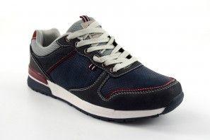 Zapato caballero SWEDEN KLE 203528 azul