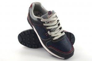Chaussure homme SWEDEN KLE 203528 bleu