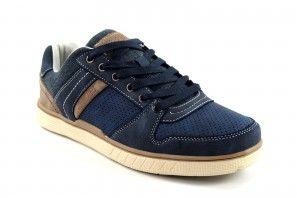 Zapato caballero SWEDEN KLE 203526 azul