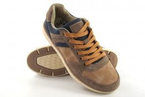 Chaussure homme SWEDEN KLE 203526 toasted