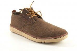 Zapato caballero SWEDEN KLE 203538 tierra