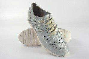 Chaussure femme RELAX4YOU 311 argent