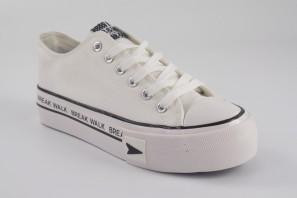 B&W 26810 toile blanche