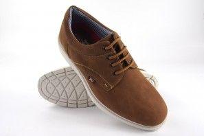 Zapato caballero XTI BASIC 34223 cuero