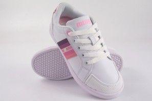 Zapato niña MUSTANG KIDS 47925 bl.ros