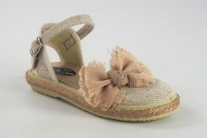 Toile fille VULPEQUES 1001-ll beige