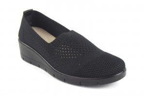 Zapato señora AMARPIES 17176 alh negro