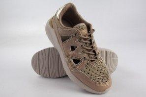 Zapato señora YUMAS natacha beig
