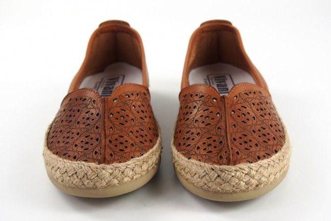 Zapato señora VIVANT 201161 cuero