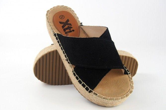 Sandalia señora XTI 49134 negro