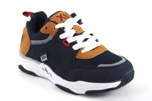 Chaussure bleue garçon XTI KIDS 57157