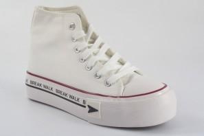 Lona señora B&W 26812 blanco