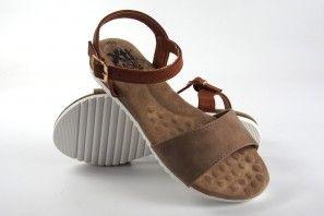 Sandale femme XTI BASIC 34260 taupe