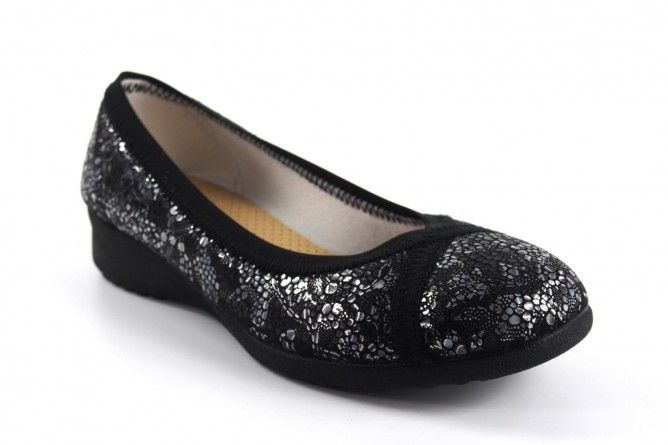 Zapato señora VULCA BICHA 141 negro