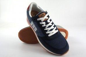 Zapato caballero MUSTANG 84086 vaquero