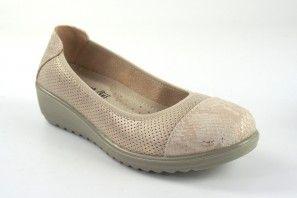 Zapato señora AMARPIES 15191 ajh platino