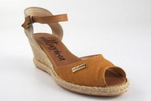 Zapato señora CALZAMUR 722 mostaza