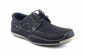 Zapato caballero BITESTA 19s 3224a azul