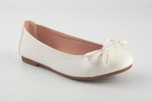 Zapato niña BUBBLE BOBBLE a2482 blanco