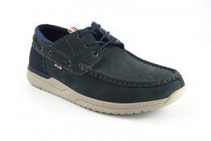 Chaussure homme BITESTA 19s 5304a bleu