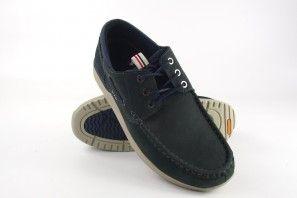 Zapato caballero BITESTA 19s 5304a azul