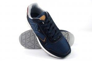 Chaussure homme BITESTA 19s 6905a bleu