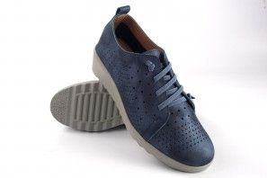 Chaussure femme RELAX4YOU 122 bleu