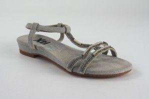 Sandalia señora XTI 49087 plata