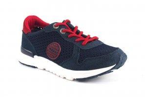 Zapato niño YUMAS axel azul