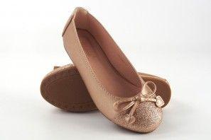 Zapato niña BUBBLE BOBBLE a2482 salmon