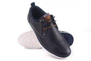 Zapato caballero BITESTA 19s 3240a azul