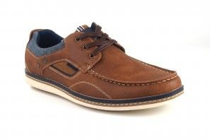 Zapato caballero BITESTA 19s 3226a taupe