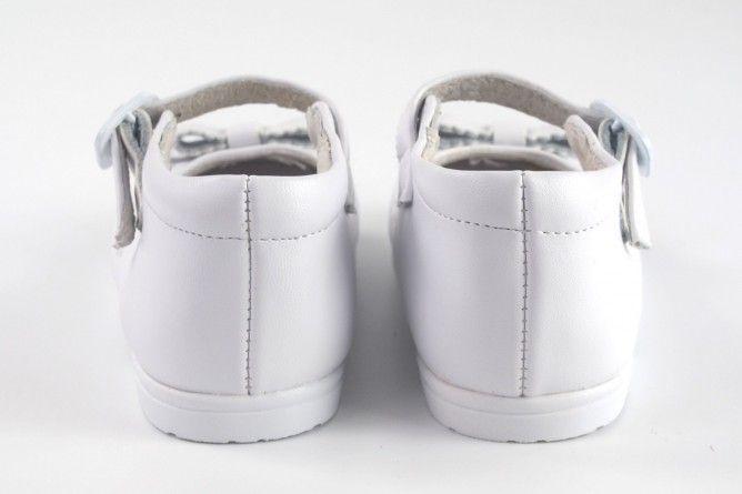 Zapato niña BUBBLE BOBBLE a2512 blanco