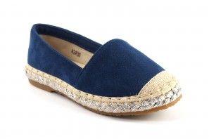 Zapato niña BUBBLE BOBBLE a2430 azul