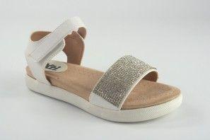 Sandale fille XTI KIDS 56872 blanc
