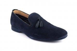 Zapato caballero BAERCHI 2302 azul
