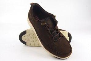 Chaussure homme PAREDES CP 18260 marron
