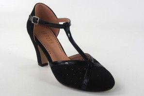 Chaussure femme LA PUSH 5015 noir