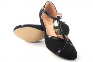 Zapato señora LA PUSH 5015 negro