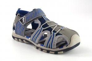 Sandalia niño LOIS 83970 gris